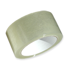 PP-Packband Premium 50 mm transparent extra stark