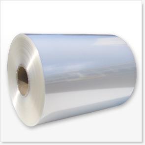 Schrumpffolie 200 mm Schrumpffolien 12,5 µm Verpackungsfolie Halbschlauch